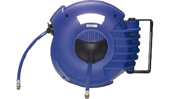 Hose reels, hose coils & cable winders